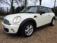 USED 2011 11 MINI HATCH 1.6 (98bhp) One (Salt) Hatchback 3d 1598cc Vehicle is ready to view! Book a Test Drive Today!