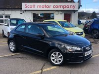 USED 2011 60 AUDI A1 1.6 TDI SE 3 door Diesel