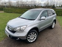 USED 2009 09 HONDA CR-V 2.2 I-CTDI EX 5d 139 BHP Full Honda History, MOT 03/20 Full Honda Serviced History, MOT 03/20, Recently Serviced, Sat Nav, Reverse Camera, Panoramic Glass Roof With Electric Sunblind, Roof, Front And Rear Parking Sensors, Full Leather Upholstery, Heated Seats, Electric Adjust Seats, Cruise Control, Very Very Straight + Clean And Tidy Example, Unmarked Alloys And Body, X2 Keys, Bought Direct From A Honda Dealer As One Of They're Part Exchanges, Drives And Looks Perfectly, You Will Not Be Dissapointed!!