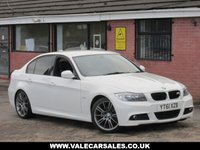 USED 2011 61 BMW 3 SERIES 318D SPORT PLUS EDITION (FULL LEATHER) 4dr FULL SERVICE HISTORY / LOW MILEAGE / FULL LEATHER INTERIOR