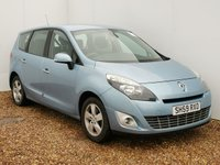 USED 2009 59 RENAULT GRAND SCENIC 1.5 DYNAMIQUE DCI 5d 105 BHP