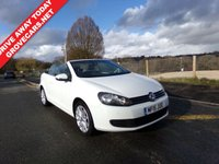 USED 2015 15 VOLKSWAGEN GOLF 2.0 SE TDI BLUEMOTION TECHNOLOGY 2d 139 BHP ONE OWNER FROM NEW TWO KEYS SERVICE HISTORY MOT 18.03.2020