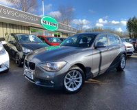 2015 BMW 1 SERIES 1.6 116D EFFICIENTDYNAMICS 5d 114 BHP £9489.00