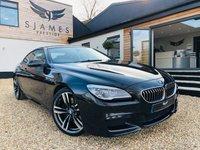 2016 BMW 6 SERIES 3.0 640D M SPORT 2d AUTO 309 BHP £25490.00