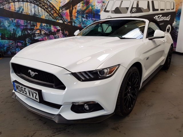 View our FORD MUSTANG