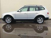 USED 2009 09 BMW X3 2.0 D SE 5d 175 BHP