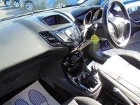 USED 2016 65 FORD FIESTA 1.2 ZETEC 5d 81 BHP