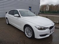 2012 BMW 3 SERIES 2.0 320D LUXURY 4d 184 BHP £9790.00