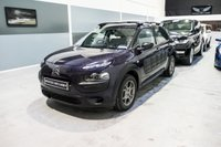 USED 2015 15 CITROEN C4 CACTUS 1.6 BLUEHDI FEEL 5d 98 BHP..IN CADBURY'S PURPLE!!