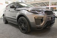 USED 2016 16 LAND ROVER RANGE ROVER EVOQUE 2.0 TD4 HSE DYNAMIC 5d AUTO 177 BHP **PAN ROOF+BLACK DESIGN PACK**