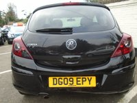 USED 2009 09 VAUXHALL CORSA 1.2 SXI 16V 3d 80 BHP GUARANTEED TO BEAT ANY 'WE BUY ANY CAR' VALUATION ON YOUR PART EXCHANGE