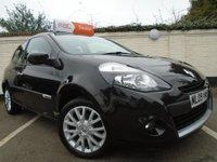 2009 RENAULT CLIO 1.1 DYNAMIQUE 16V 3d 74 BHP £3299.00