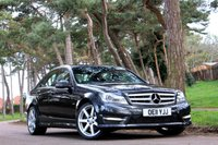 2011 MERCEDES-BENZ C CLASS C250 CDI BLUEEFFICIENCY SPORT ED125 4d AUTO 205 BHP £SOLD