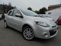 USED 2010 60 RENAULT CLIO 1.1 DYNAMIQUE TOMTOM TCE 5d 100 BHP ****LOW LOW MILEAGE****
