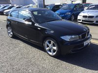 USED 2010 60 BMW 1 SERIES 2.0 116D SPORT 3d 114 BHP OUR  PRICE INCLUDES A 6 MONTH AA WARRANTY DEALER CARE EXTENDED GUARANTEE, 1 YEARS MOT AND A OIL & FILTERS SERVICE. 6 MONTHS FREE BREAKDOWN COVER. CALL US NOW FOR MORE INFORMATION OR TO BOOK A TEST DRIVE ON 01315387070 !!