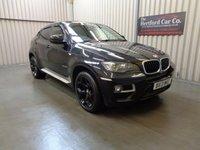 2013 BMW X6 3.0 XDRIVE30D 4d AUTO 241 BHP £19995.00