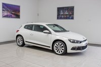 USED 2011 11 VOLKSWAGEN SCIROCCO 2.0 GT TDI BLUEMOTION TECHNOLOGY 2d 140 BHP MARCH 2020 MOT & Just Been Serviced