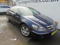 2006 HONDA LEGEND 3.5 V6 VTEC EX 4d AUTO 291 BHP £5995.00