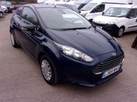 USED 2014 64 FORD FIESTA 1.6 ECONETIC TDCI 95 BHP