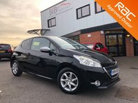 USED 2014 14 PEUGEOT 208 1.4 HDI STYLE 3d 70 BHP