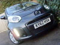 2012 CITROEN C1 1.0 VTR 5d 67 BHP £3999.00