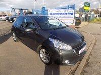2015 PEUGEOT 208 1.2 ALLURE 5d 82 BHP £7495.00