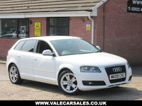 USED 2009 09 AUDI A3 1.9 TDI E SPORT 5d 103 BHP ONLY £30 A YEAR TAX / GREAT COLOUR
