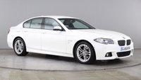 2016 BMW 5 SERIES 2.0 520D M SPORT 4d AUTO 188 BHP £18990.00