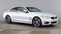 2016 BMW 4 SERIES 3.0 430D M SPORT 2d AUTO 255 BHP