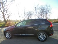 USED 2016 16 VOLVO XC60 D4 SE LUX NAV AWD