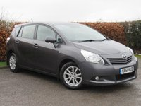 USED 2011 61 TOYOTA VERSO 1.8 TR VALVEMATIC 5d AUTO * 7 SEATER * FULL LEATHER INTERIOR * SUNROOF *