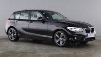 2015 BMW 1 SERIES 1.5 118I SPORT 5d 134 BHP