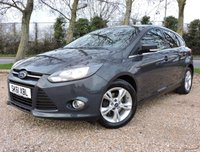 USED 2011 FORD FOCUS 1.6 (100ps) Style Hatchback 5d 1596cc More information is coming soon…