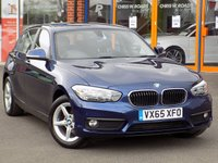USED 2015 65 BMW 1 SERIES 1.5 116d SE 5dr (Nav) Step Auto ** Sat Nav + Bluetooth **