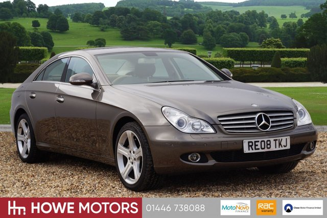 View our MERCEDES-BENZ CLS CLASS
