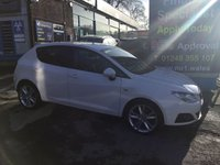 2011 SEAT IBIZA 1.4 SPORTRIDER 5d 85 BHP, only 59000 miles £SOLD