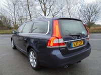 USED 2013 13 VOLVO V70 2.4 D5 SE LUX 5d 212 BHP