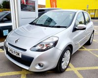 USED 2011 61 RENAULT CLIO 1.5 dCi FAP Expression Eco Pack 5dr/ Full Service History FULL SERVICE HISTORY/ NEW SERVICE/ MOT 20/01/2020/ ROAD TAX £20 annual/ 2 KEYS/ WARRANTY/ HPI/ BOOK A TEST DRIVE TODAY!