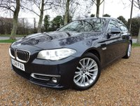 USED 2014 14 BMW 5 SERIES 2.0 525d Luxury 4dr (1 Owner) Vehicle is ready to view or test drive!