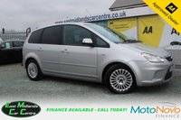 USED 2010 59 FORD C-MAX 1.6 TITANIUM TDCI 5d 108 BHP DIESEL SILVER FULL SERVICE HISTORY