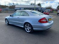 USED 2008 MERCEDES-BENZ CLK 3.0 CLK320 CDI SPORT 2d AUTO 222 BHP SERVICE HISTORY, FULL LEATHER, SAT NAV, PARKING SENSORS, ALLOYS, REMOTE CENTRAL LOCKING,  CD, AIR CON, ELECTRIC MIRRORS AND WINDOWS