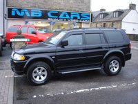 USED 2005 54 MITSUBISHI SHOGUN SPORT 2.5 EQUIPPE TD 5d 114 BHP ONLY 72000 MILES,FOUR WHEEL DRIVE