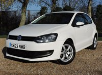 USED 2014 63 VOLKSWAGEN POLO 1.2 SE Hatchback 5dr – Many Extras! More information is coming soon! Finance available!