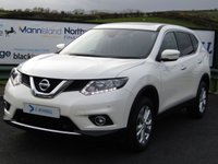 USED 2016 NISSAN X-TRAIL 1.6 DCI ACENTA XTRONIC 5d AUTO 130 BHP