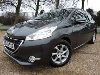 2013 PEUGEOT 208 1.4 HDi FAP Active 3dr £SOLD