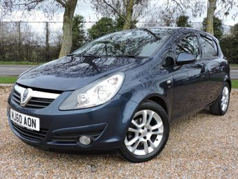 2010 VAUXHALL CORSA 5dr Hatchback Automatic £4870.00