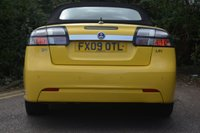 USED 2009 09 SAAB 9-3 1.8 LINEAR SE T 2d 150 BHP ONLY 74K FROM NEW LEATHER VGC