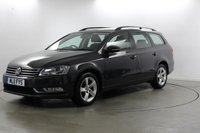 USED 2011 11 VOLKSWAGEN PASSAT 2.0 S TDI BLUEMOTION TECHNOLOGY 5d 139 BHP