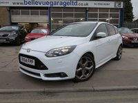 2014 FORD FOCUS 2.0 ST-3 5d 247 BHP £SOLD