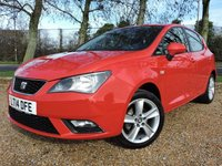 USED 2014 14 SEAT IBIZA 1.4 16v Toca 5dr Hatchback – 1 Owner Vehicle is ready to view! Book a Test Drive Today!